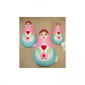 Soft dolly Set of 3