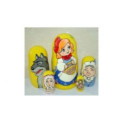Little Red Ridding Hood - 50% Discount