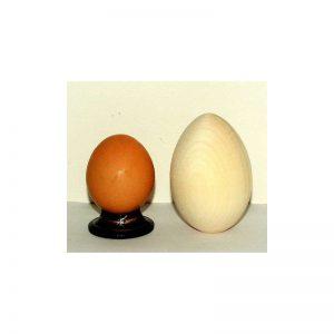 Blank DIY Easter egg small