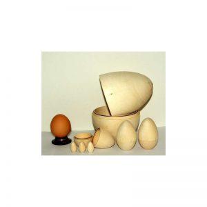 Blank DIY Nesting Easter egg Extra Large