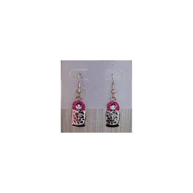 Earrings metal