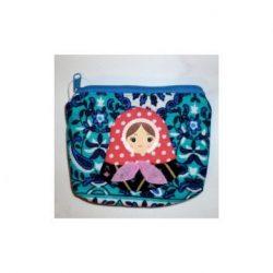 Coin purse Babushka (zipper)