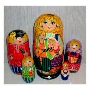Anfisa 'Village Musicians'