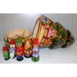 Xmas Tree - decorations box