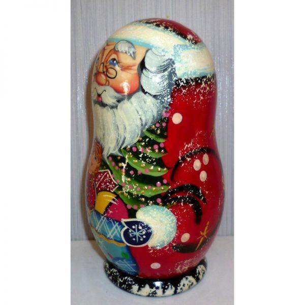 Santa - decorations box