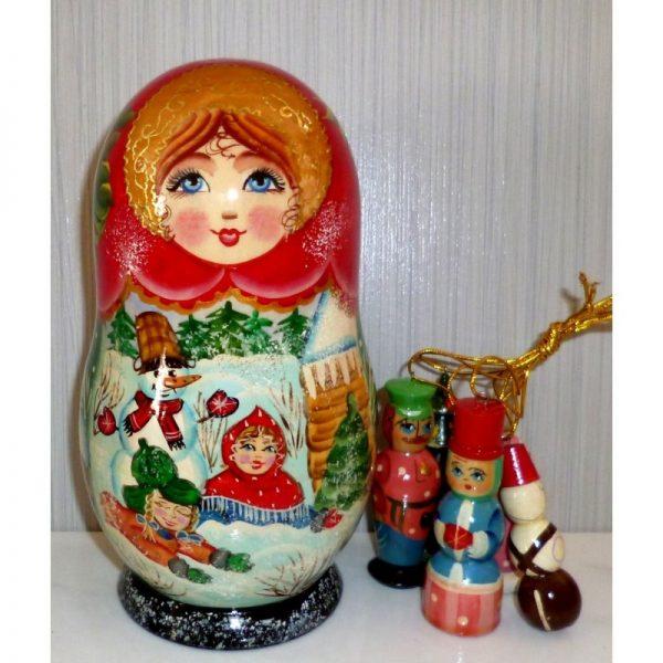 Girl - Medium decorations box