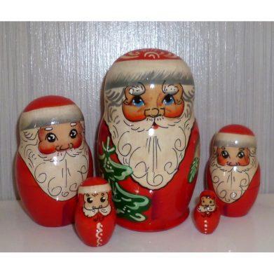 Santa Ivan small 5-set