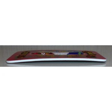 Red Babushka 3D fridge magnet