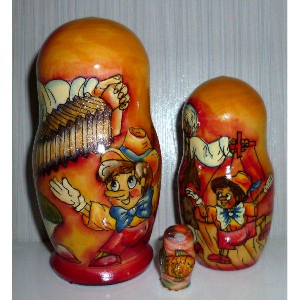 Pinocchio small