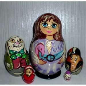 Alice in Wonderland small
