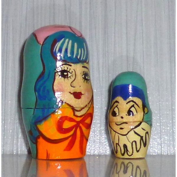 Pinocchio on bue small