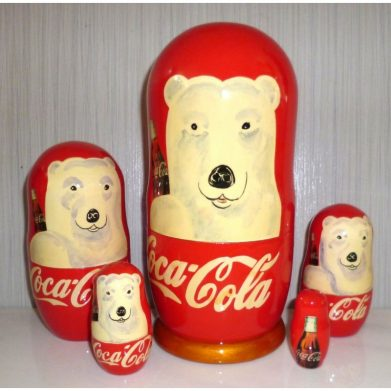 Coca-Cola White Bears