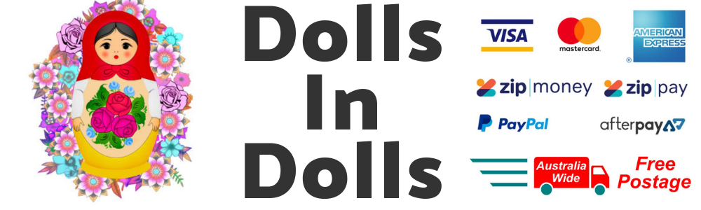 Dolls in Dolls – Babushka Dolls